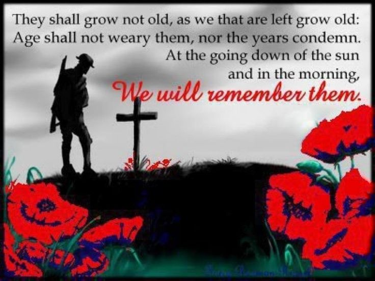 Lest We Forget #ANZACS