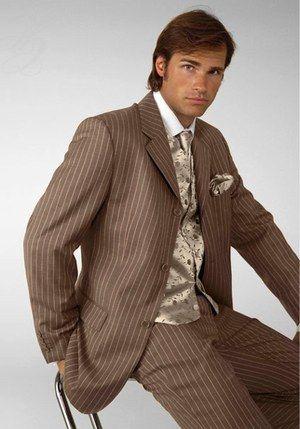 Connu Les 25 meilleures idées de la catégorie Costume à fines rayures  RP78