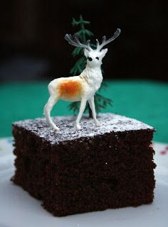 Nigella Lawson Sticky Gingerbread Cake.Love this picture and the best ginger cake EVER