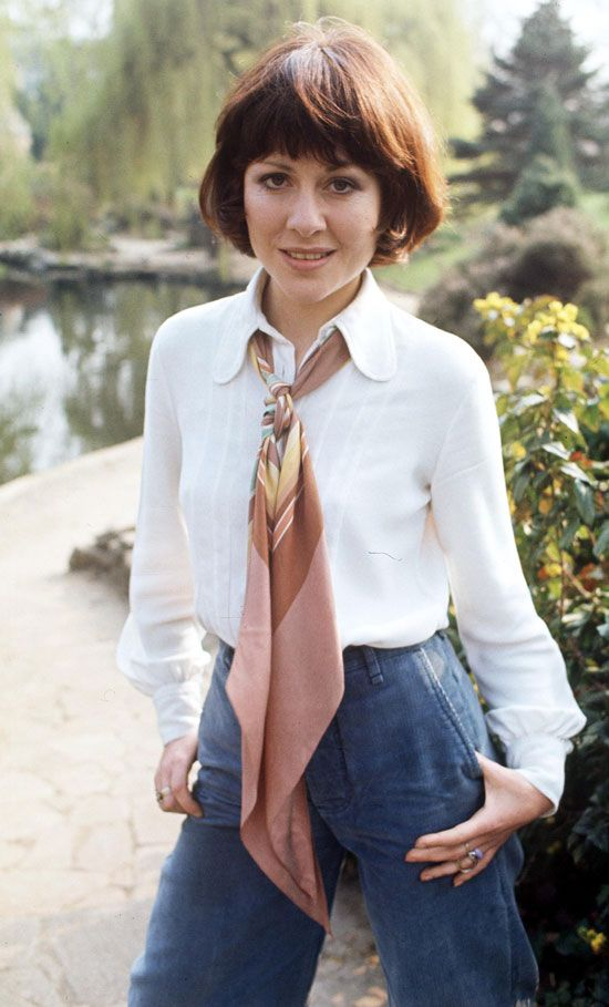 Elisabeth Sladen (Sarah-Jane Smith) (1973-76)