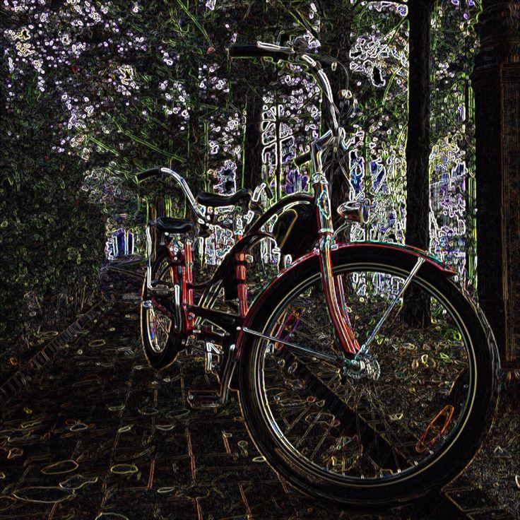 2인승 자전거