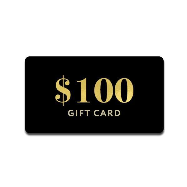 $100 Electronic Gift Card for Live love polish!