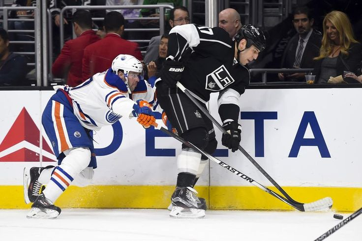 Los Angeles Kings complete 5-game season sweep of Oilers with 6-4 win Los Angeles Kings complete 5-game season sweep of Oilers with 6-4 win LOS ANGELES (AP) — Like a checklist, Los Angeles Kings coach Darryl Sutter began rattling off the offensive contributions of some of his key players following their victory over the Edmonton Oilers. Defensively, however, there's plenty of room for improvement before the playoffs begin. Tyler Toffoli had two goals and two assists, Trevor Lewis added a…