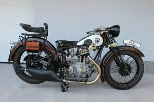 NSU 601 TS 1936 600cc 1 cyl sv