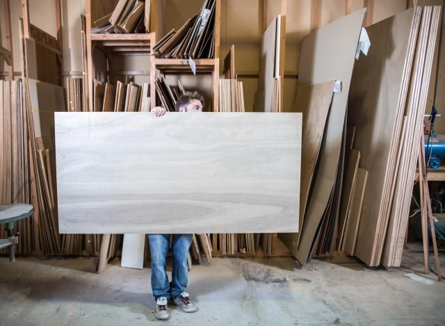 Understanding plywood sizes..... Buying plywood can be a bit confusing, particularly because the measured sizes don't match the common name for the product. Here's why.