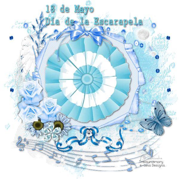 18 de Mayo – Día de la Escarapela – El origen de los Colores http://www.yoespiritual.com/efemerides/dia-de-la-escarapela-el-origen-de-los-colores.html