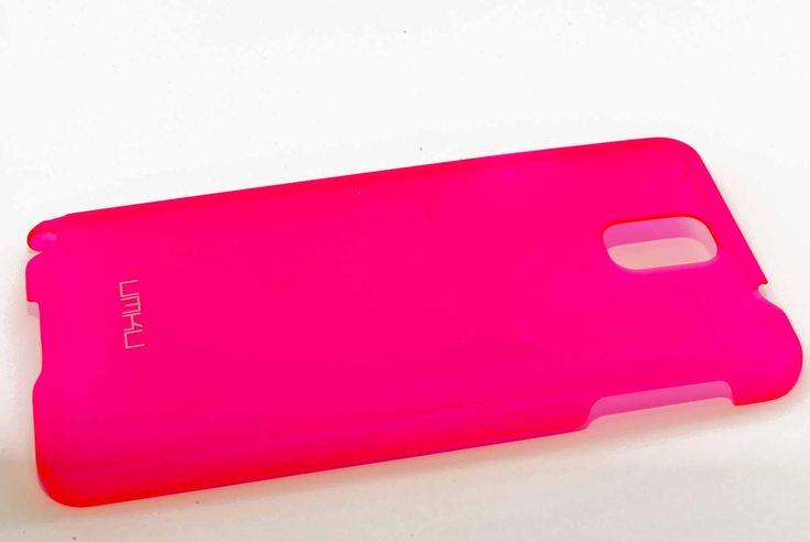 Чехол кейс UMKU для Samsung N9000 N9005 Galaxy Note 3 (розовый)  Чехол кейс UMKU для Samsung N9000 N9005 Galaxy Note 3 (розовый)