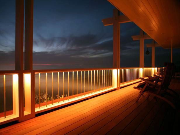 Good Deck Lighting Ideas Lowes To Refresh Your Home Outdoor Deck