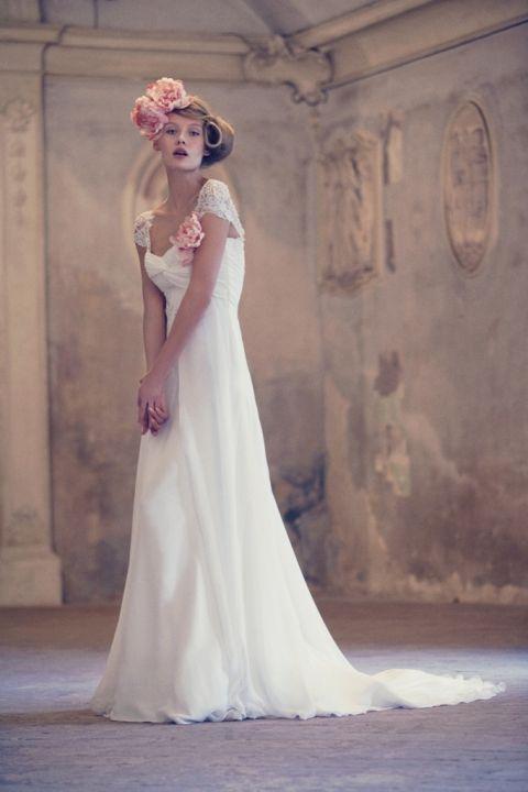 Costanza Chevalier By Chiaradè - Abiti da sposa Costanza Chevalier collezione 2012