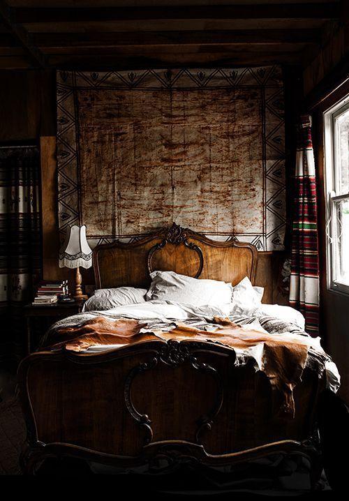 10+ beste ideeën over barok slaapkamer op pinterest - zwarte, Deco ideeën