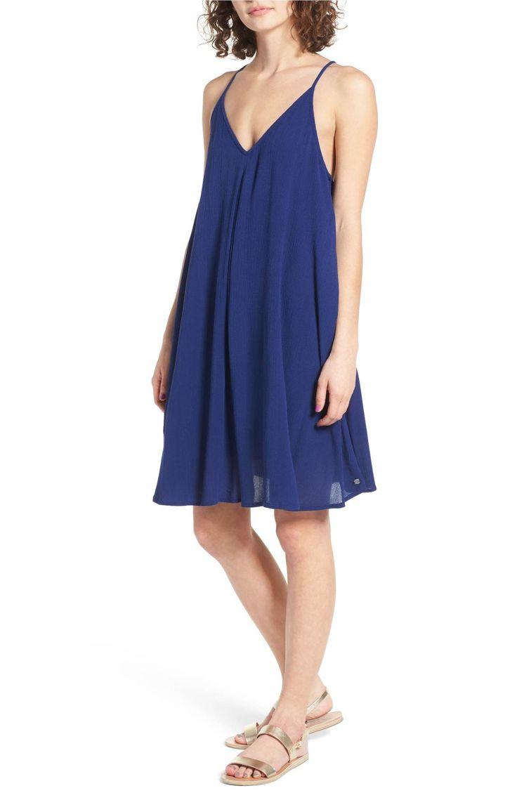 Main Image - Roxy Perfect Pitch Swing Dress