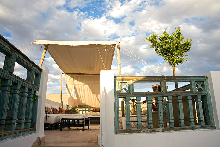 riad le j marrakech terrace