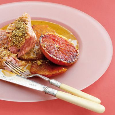 Taste Mag | Bitter-sweet and spicy Scottish salmon with organic sweet potato @ https://taste.co.za/recipes/bitter-sweet-and-spicy-scottish-salmon-with-organic-sweet-potato/