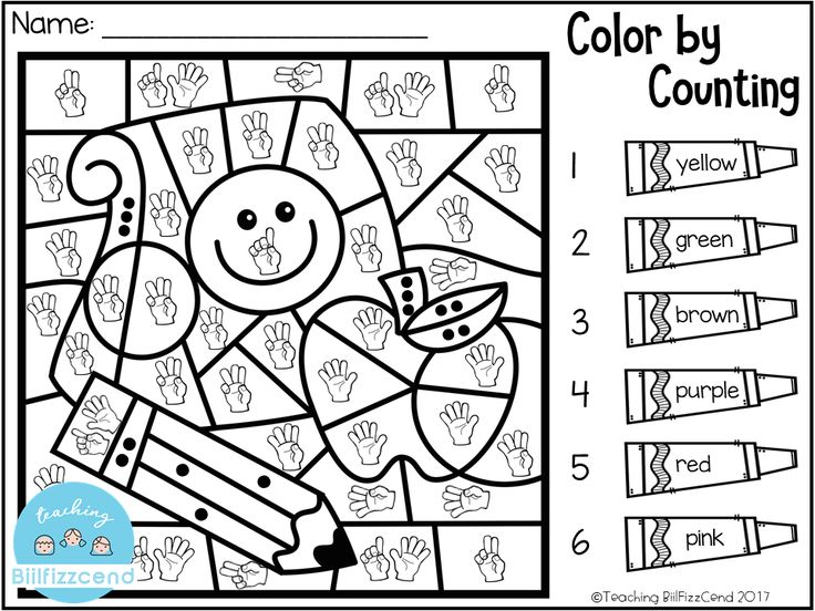 Every monthly set will include: * 6 Color by Code (Literacy) * 6 Color by Code (Math) These color by code activities are fun and engaging that covers essential skill in kindergarten. The activities can also be used in Pre-K classroom. These are great for literacy centers, math centers, independent work, morning work, fast finisher, homework and more. Color by alphabet, color by letter, color by counting, color by sight words, color by sight word, color by addition, color by subtraction.