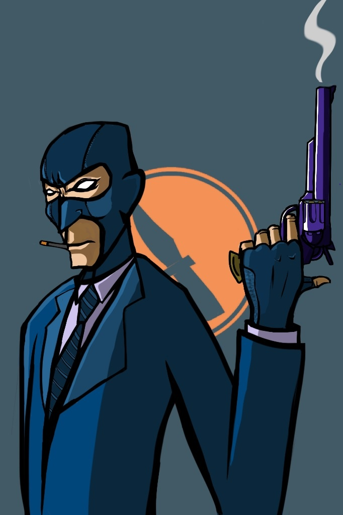 Team Fortress 2 - Spy