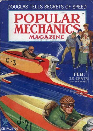 Popular Mechanics, Feb. 1935.