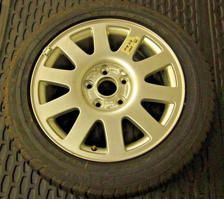 1999-01 AUDI A4 S4 RS4  SPARE TIRE WHEEL Pirelli 205/55 R16 OEM 4A0 601 025 P #Audi