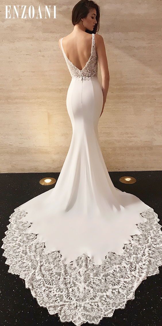 63692422f40 Simple and oh so sweet LUZ from Blue By Enzoani