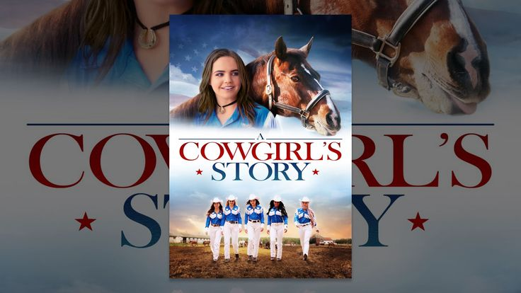 cool A Cowgirl's Story  Seventeen-year-old Dusty Rhodes (Bailee Madison) goes to live with her grandfather (Pat Boone) while her parents, both soldiers, are deployed in Afg...