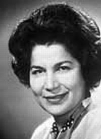 Romana Acosta Bañuelos - First Hispanic treasurer of the US