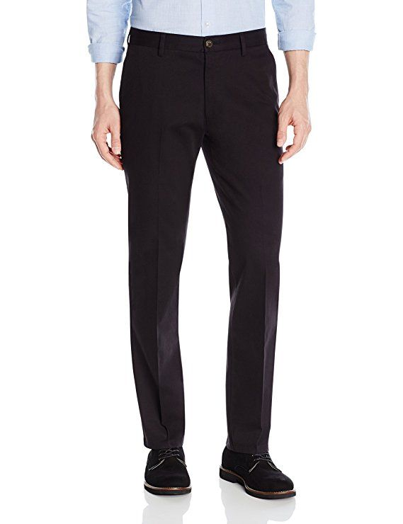 Goodthreads Mens Athletic-Fit Wrinkle Free Dress Chino Pant