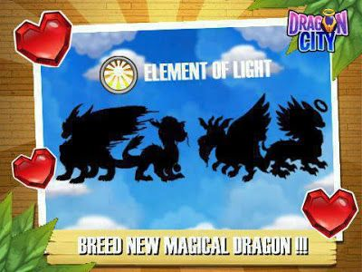 dragon city dragones nuevos unicos - Buscar con Google