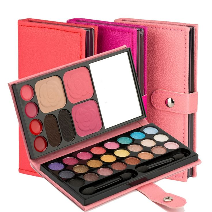33Color Makeup Palette Eyeshadow Make Up Palette Professional Pigment Matte Eyeshadow Set for Women Nude Foundation MakeUp