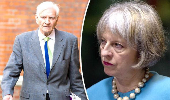 FORMER Tory MP Harvey Proctor called on the Home Secretary to resign yesterday over the bungled police inquiry into a non-existent VIP child sex ring.