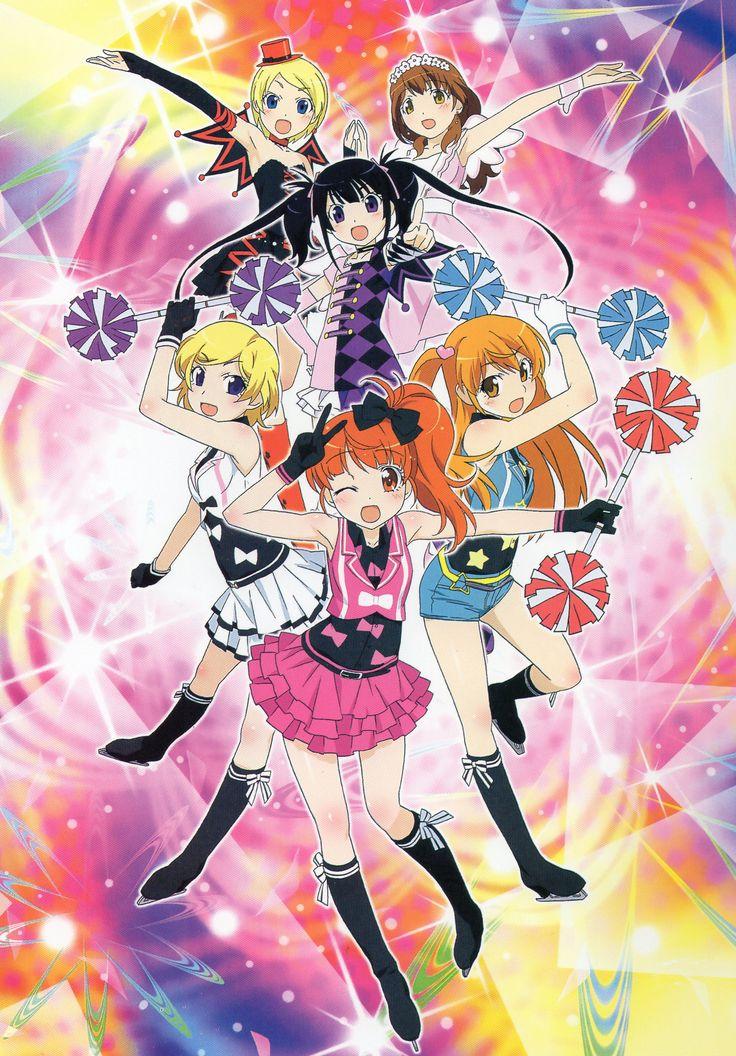 Pretty Rhythm: Aurora Dream? Never seen this anime...