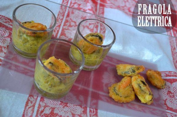 COZZE FRITTE fragolaelettrica.com Le ricette di Ennio Zaccariello #Ricetta