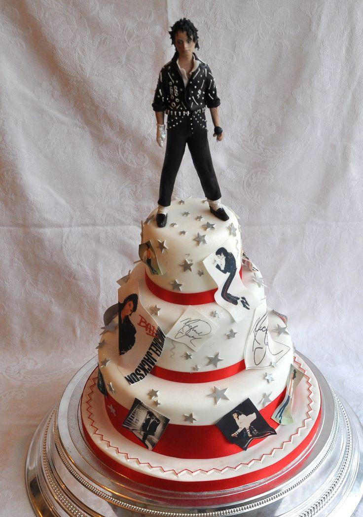 17 best ideas about Michael Jackson Cake on Pinterest Michael