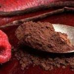 Cocoa: Benefits for Health, Fitness & Fat Loss Recipe: 1 heaping tablespoon unsweetened raw organic cocoa powder mixed in hot water  Optional  pinch of cayenne pepper and/or pinch of cinnamon. and/or pinch of  pure xylitol/erythritol or stevia