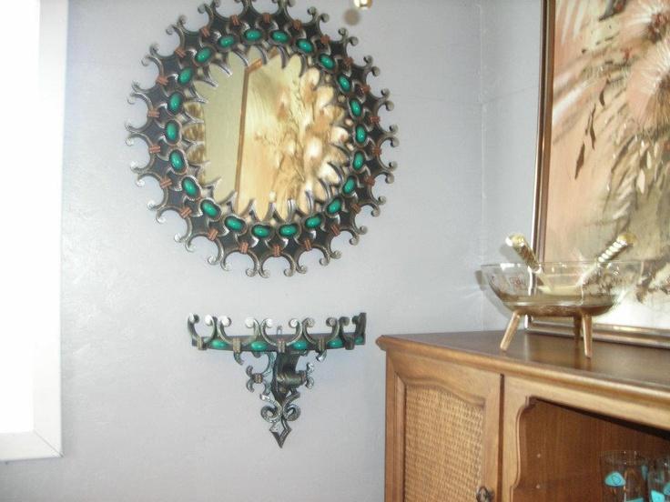 from 600th St. Retro: Mirror, 600Th St, Retro