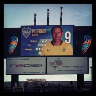 Martin Palermo - Boca Juniors