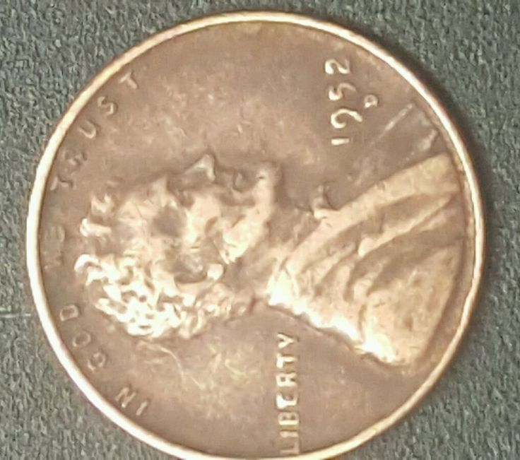 Lincoln Cent Error List