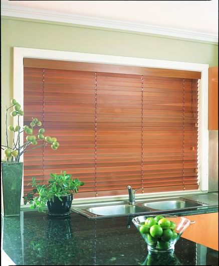 COUNTRY WOODS® Venetians - If you appreciate the look and feel of natural timber, then LUXAFLEX® COUNTRY WOODS® Venetian Blinds are the perfect choice.