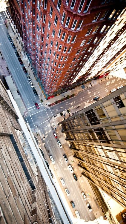Photos, Big Cities, Point Of View, New York Cities, The View, Cities Street, The Cities, Cities Life, Photography