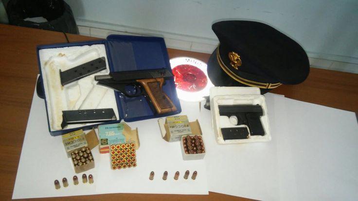 Nola, armi e munizioni scoperte nel cestino dei rifiuti di un treno dell'alta velocità | Report Campania
