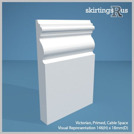Image result for victorian skirting board