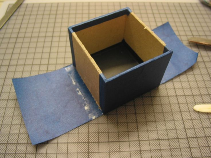 NSWO-Schachtel / NSWE-Box