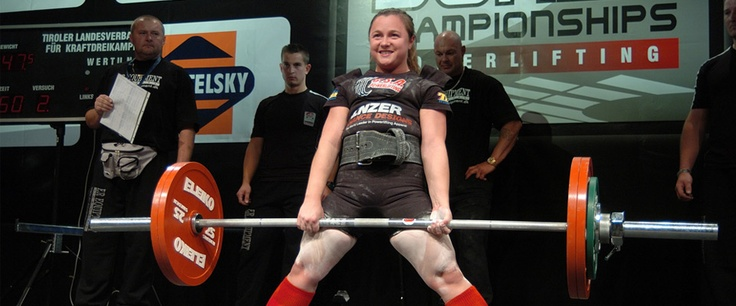 USA Powerlifting - The Choice for Drug-free Strength Sport