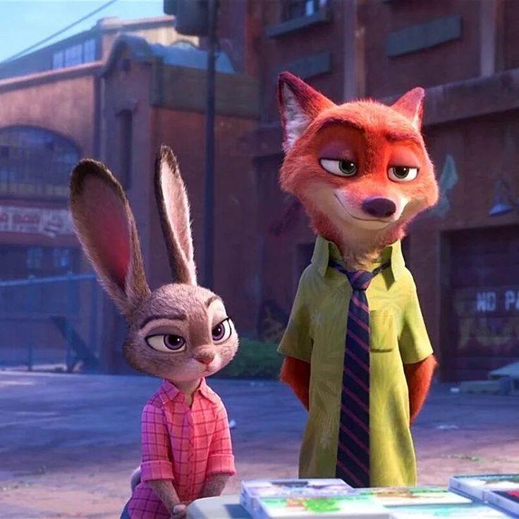 Ausmalbild Nick Und Judy Hopps Aus Zootopia: 719 Best Images About Disney's Zootopia On Pinterest