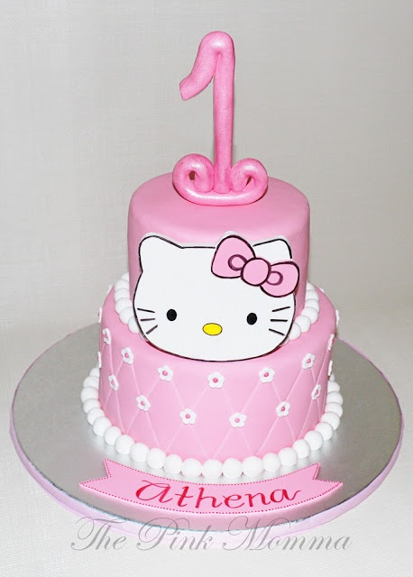 Decor Cake Hello Kitty : 1000+ images about Hello Kitty on Pinterest Hello kitty ...