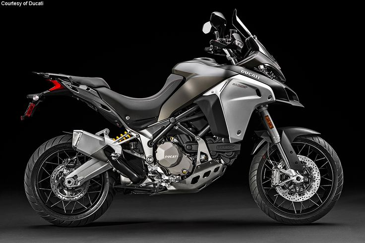 Ducati  2016  Multistrada 1200 Enduro.