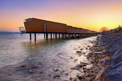 Hotel Palafitte ... read why we want to go: http://www.roomandwild.com/room-water/#/room-lake-switzerland/