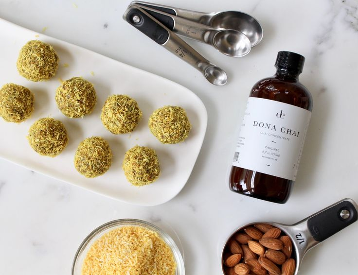 RAW TURMERIC CHAI TRUFFLES + WHY CHAI IS ACTUALLY GOOD FOR YOU Photography: Dona Chai