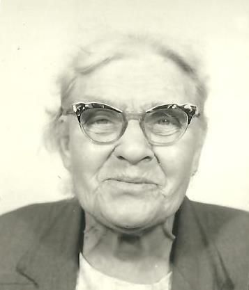 Caroline Agnes Osbourne (Scambler)