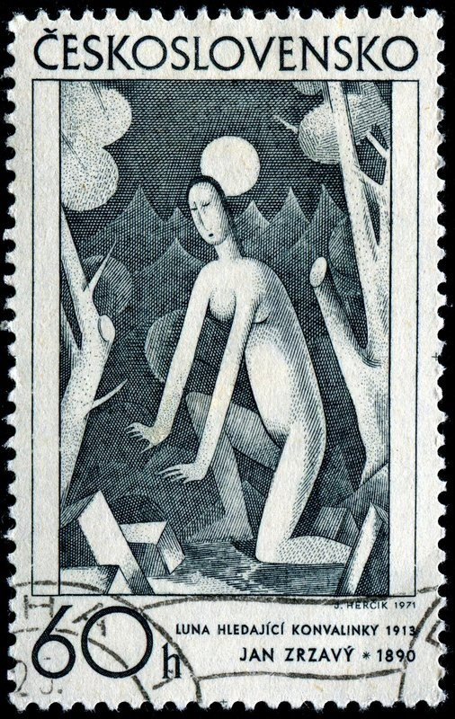 Art & Paintings on Stamps - Stamp Community Forum