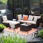 Coral Coast South Isle All-Weather Wicker Natural Outdoor Conversation Set - Relax in style and comfort this summer with the Coral Coast South Isle All-Weather Wicker Natural Outdoor Conversation Set . This beautiful set features...