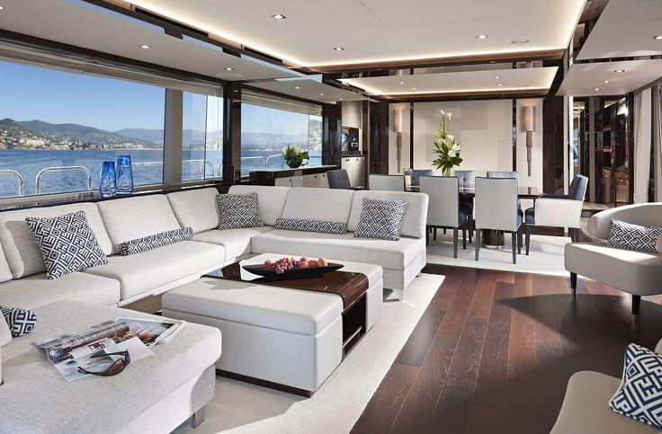 Superyachten innen  50 besten Yacht Design Bilder auf Pinterest | Luxusjachten, Yacht ...